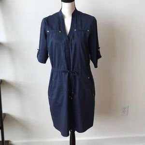 NWOT Adrianna Papell Midi Dress
